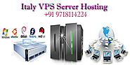 Best Italy VPS Hosting Provider in Affordable Price