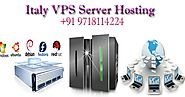 Buy Cheap VPS Server Hosting Packages in Italy