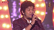 Papon's magical performance at the 9th Royal Stag Mirchi Music Awards |