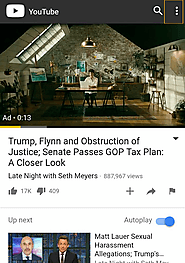 Trump, Flynn and Obstruction of Justice; Senate Passes GOP Tax Plan: A Closer Look - YouTube