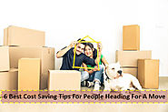 Cost Saving Tips For People Heading For A Move