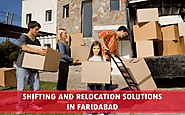 Relocation Solutions in Faridabad | packers and movers in Faridabad | SPYDER OUTLET INC.