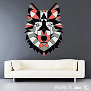 Abstract Wall Art | Wall Art Decals | Wall Art Studios UK