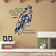 Sport Wall Art | Wall Art Stickers | Wall Art Studios UK