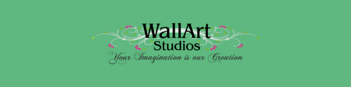 Headline for Wall Art Studios