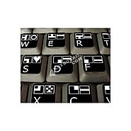Commodore Keyboard Sticker