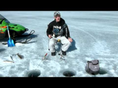 Ice Fishing with Robby Lake Trout Rods, Reels and Line