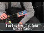 Dave Genz Ice Fishing Rod & Reel Combos.mov