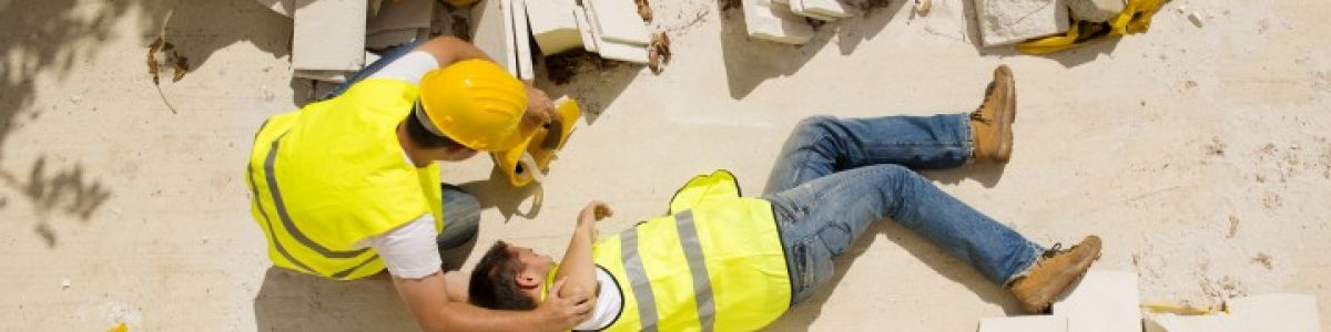 Headline for Tips to Avoid Construction Site Accidents and Injuries