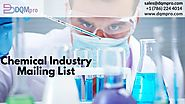 Chemical Industry Mailing List