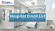 Hospital Email List