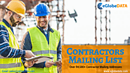 Use Contractors Contact Lists To Target Global Professionals and Markets