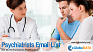 Reach the Genuine Customers with Psychiatrist Mailing List