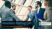Features and Benefits of Investors Mailing List