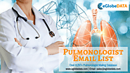 Maximize Lead Counts with Responsive Pulmonologist Contact list