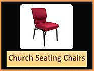 A Guide To Church Seating Chairs