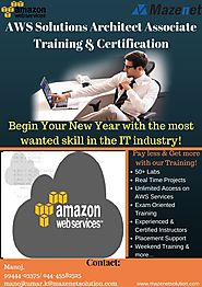 AWS course in coimbatore