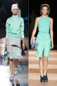 Mint Green Clothing and Accessories - Mint Green Fashion Trend 2012 - Harper's BAZAAR