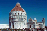 heritage monuments In Pisa