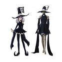 Soul Eater Blair Black Dress Cosplay Costume -- CosplayDeal.com