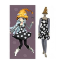 Soul Eater Eruka Frog Dress Cosplay Costume -- CosplayDeal.com