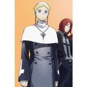 High Quality Soul Eater Justin Law Cosplay Costume -- CosplayDeal.com