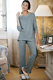 Softy tunic and pants set