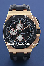 18ct pink Gold Audemars Piguet Royal Oak Offshore