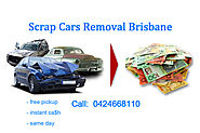 Scrap Cars Removal Brisbane