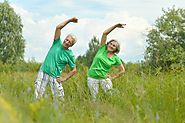 Get Your Elderly Loved Ones into Action: Let's Get Physical