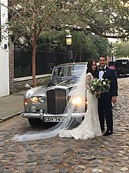 Hire Luxury Wedding Limo in Charleston