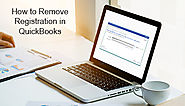 How to Remove Registration in QuickBooks +1-844-313-4854