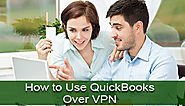 How to Use QuickBooks over VPN +1-844-313-4854