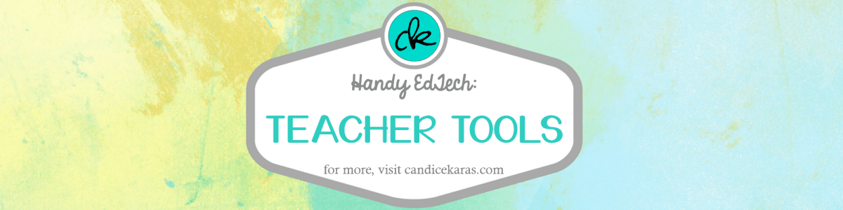 Headline for Teacher Tools