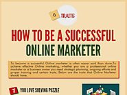 How To Be A Successful Online Marketer