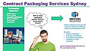 Contract Packaging Services Sydney - Hoxton Industries