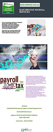Get the Payroll Solution That Best Fits Your Needs - 1844-777-1902