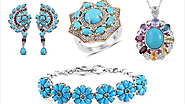 How to Wear Sleeping Beauty Turquoise Jewelry