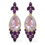 Amethyst: Complementing your style with class and glamour