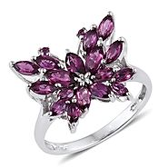 Boost Your Jewelry Collection with Garnet Butterfly Ring