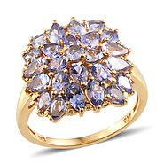 Enhance Your Jewelry Collection with Tanzanite Rings