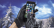Best Touch Screen Winter Gloves for iPhone and Android Smartphones