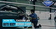 Things To Know Before Taking Your Car For Accidental Repairs