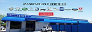 Why Trust A Certified Body Shop in Los Angeles?