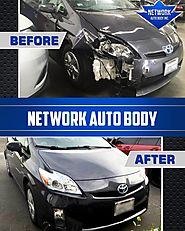 Network Auto Body- The Name You Can Trust