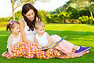 Benefits of Reading Aloud to Your Child - Inspiration Station Early Learning Center