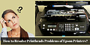 How to Resolve Printheads Problems of Epson Printers? by epsontechsupportnz - issuu