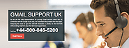 Gmail Support UK Helpline Number 0800-046-5200