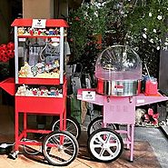 Popcorn Machine Rentals - Serve a Healthy and Nutritious Snack