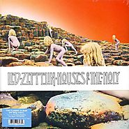 Houses of the Holy- Led Zeppellin